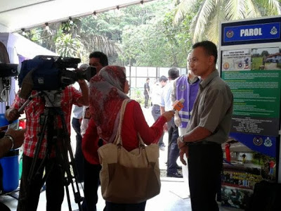 Parol dan Perkhidmatan Komuniti, Jabatan Penjara Malaysia.