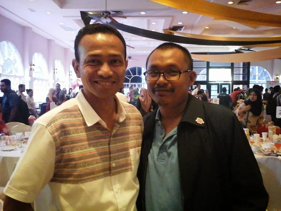 Hasrul Hassan, Sepetang Bersama Blogger 2014