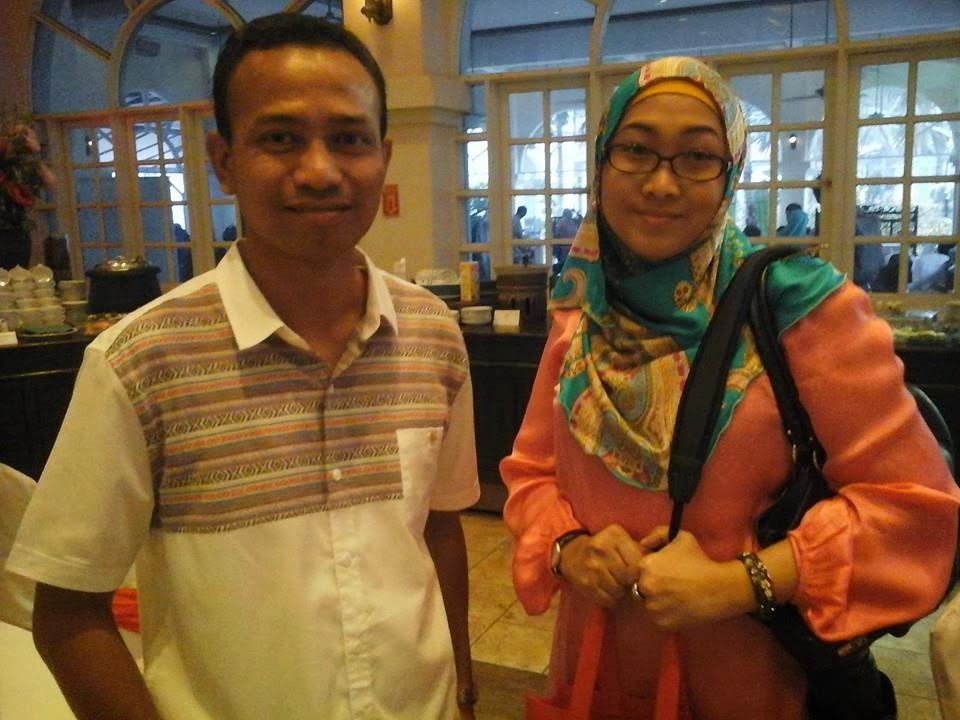 Blogger Nurmisnan -  Sepetang Bersama Blogger 2014