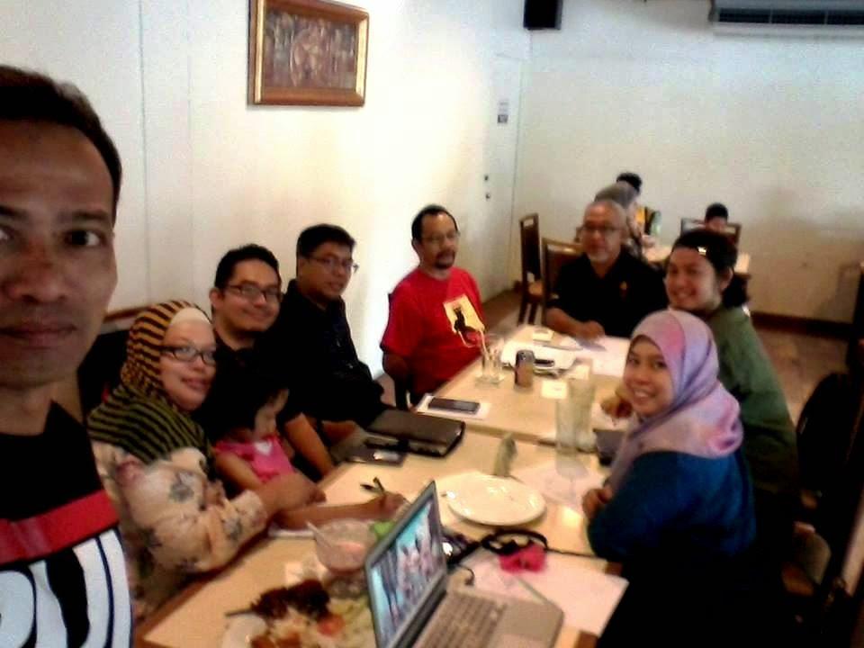 Perjumpaan Hari Keluarga Haji Abdul Jamak