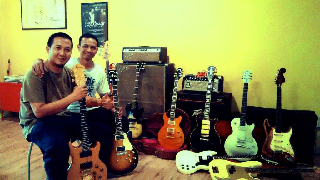 MUSBASS Guitars & Bass Showroom, Saujana Utama, Sg Buloh.