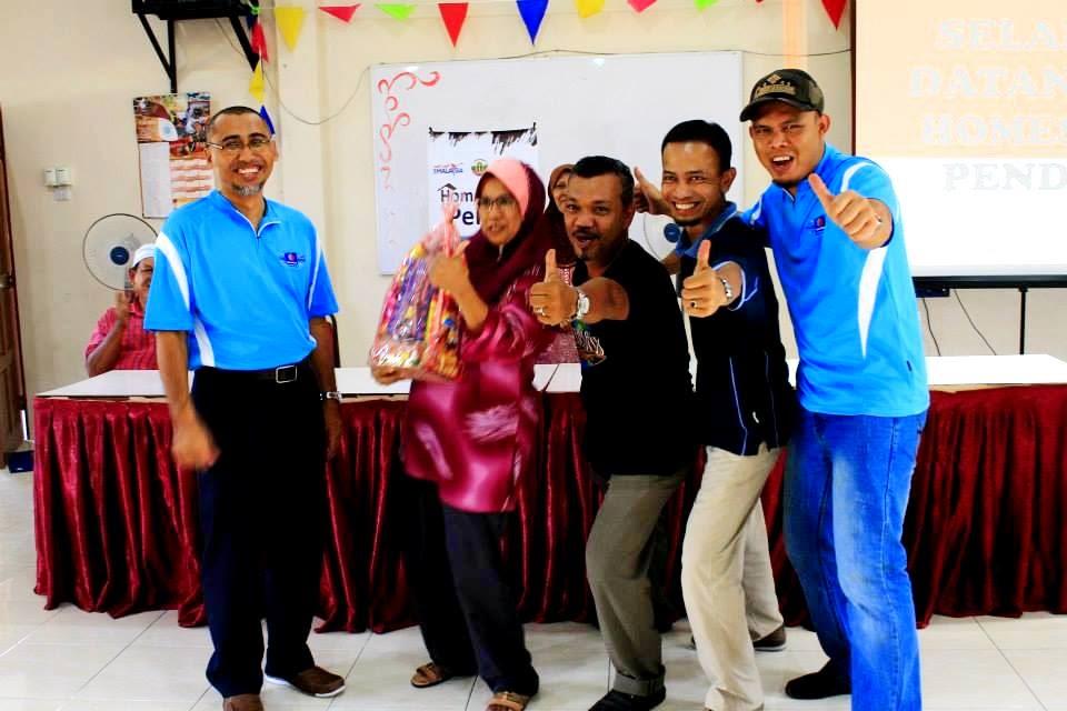 FAM Trip : Keistimewaan Kampung Pendiat, Bota, Perak