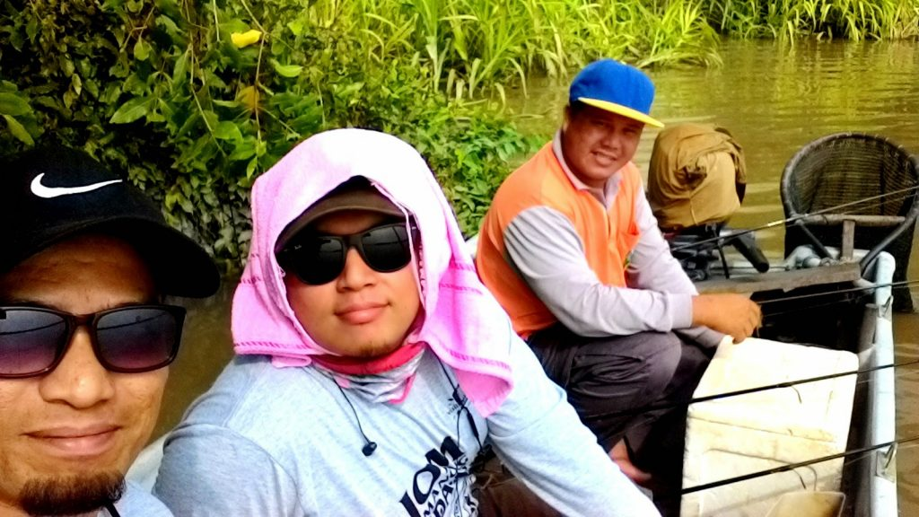 FAM Trip : Memancing Udang Di Teluk Intan Perak