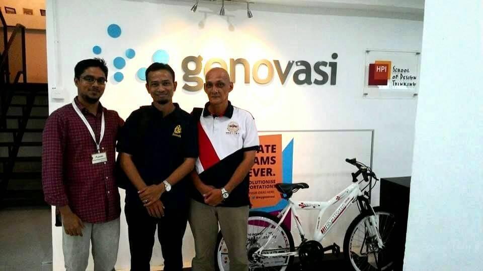 Genovasi Malaysia