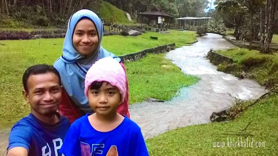 Hutan Kanching Selangor