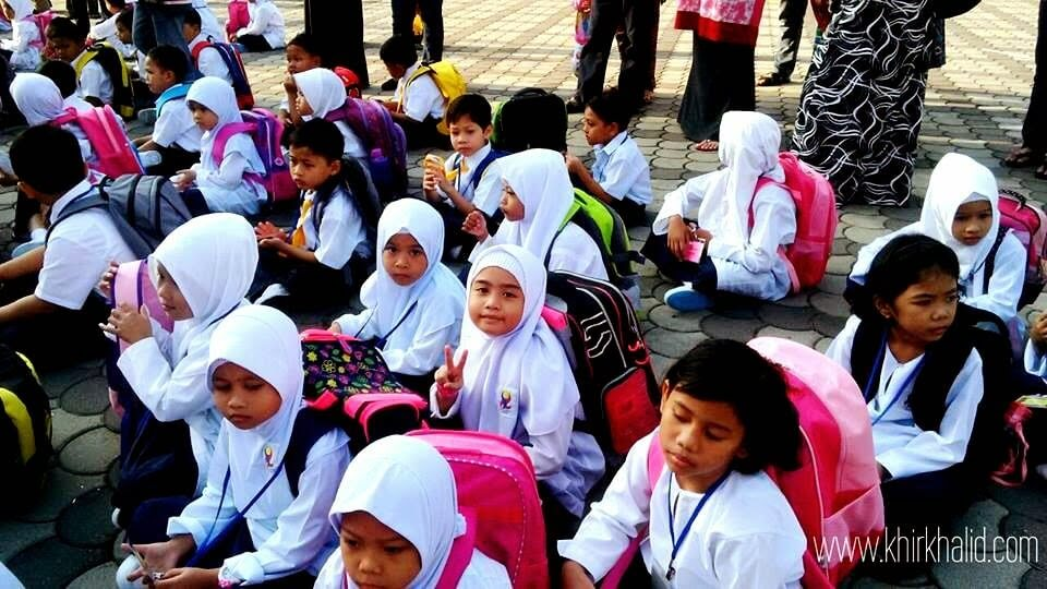 SK Tasik Puteri 2, Rawang, Selangor