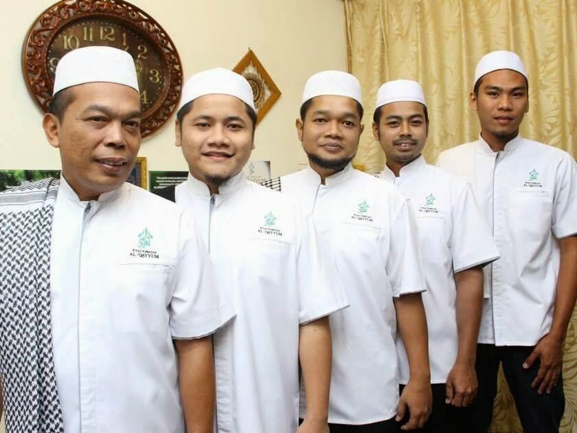 Perawat Pusat Rawatan Al-Qayyum