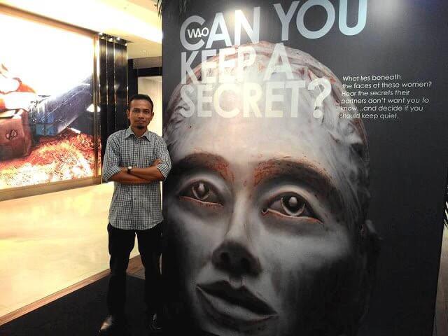 Can you keep a secret WAO