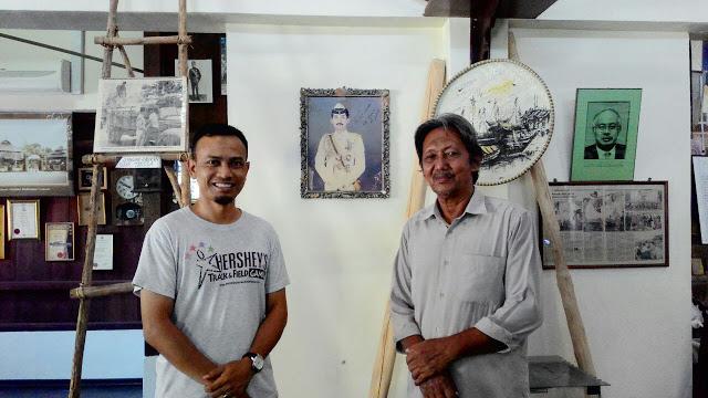 Muzium Bugis, Abdullah Ahmad, Pak Dollah,