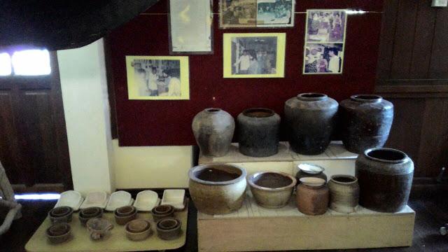 Peralatan masyarakat Bugis, Muzium Bugis,