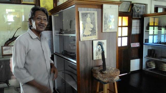 Pak Dollah, Abdullah Ahmad, Muzium Bugis,