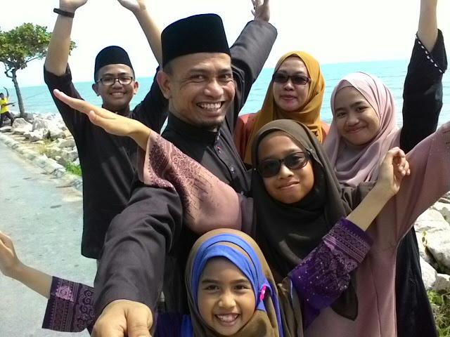 Hari Raya Aidilfitri, Taman Rekreasi Pantai Rambah,