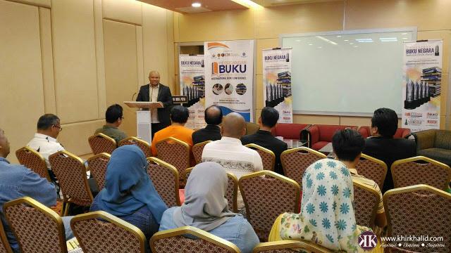 Amir Denaihati, ekspo buku malaysia 2016,