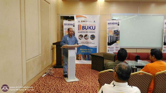 Ijamala MN, Forum Bloggers, Ekspo Buku Malaysia 2016,
