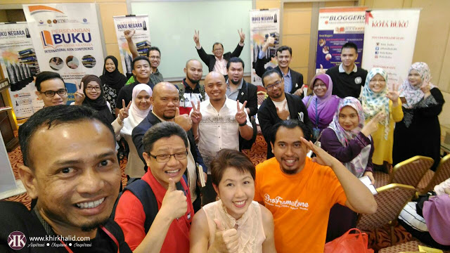 Forum Bloggers Ekspo Buku Malaysia