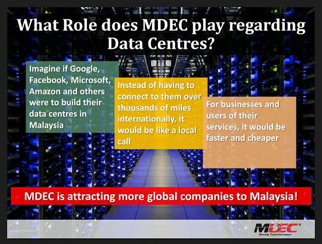 MDEC Data Centre 101,