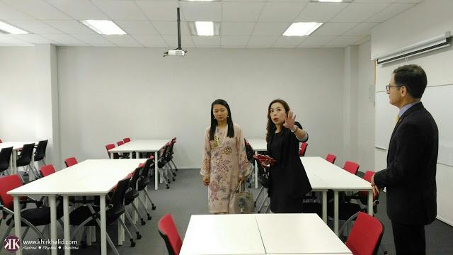 South Block INTI Subang, Hannah Yeoh,