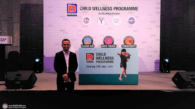 Nippon Paint Child Wellness Programme