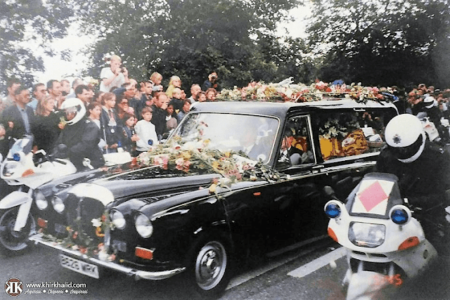 Princess Diana, London,