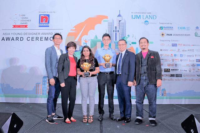 Pemenang Pereka Muda Asia