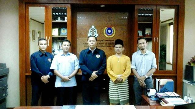 Parol dan Perkhidmatan Komuniti Malaysia