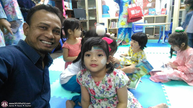 Resource Centre, Children's Library, PPBM, Khir Khalid,