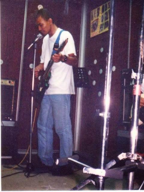 Khir Khalid, Guitar, Myself And Its Obsession,