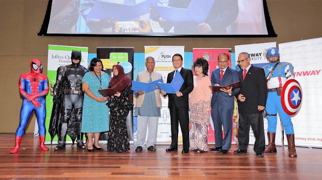 Sunway Education Group, Yunus Social Business Centre, Sunway University,