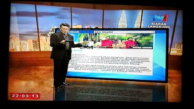 Biodata Khir Khalid, Blogger Malaysia,