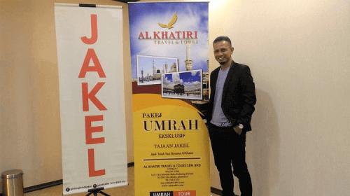 Jakel Trading, Hadiah Eksklusif Pakej Umrah, Peraduan Beli & Menang Jakel,